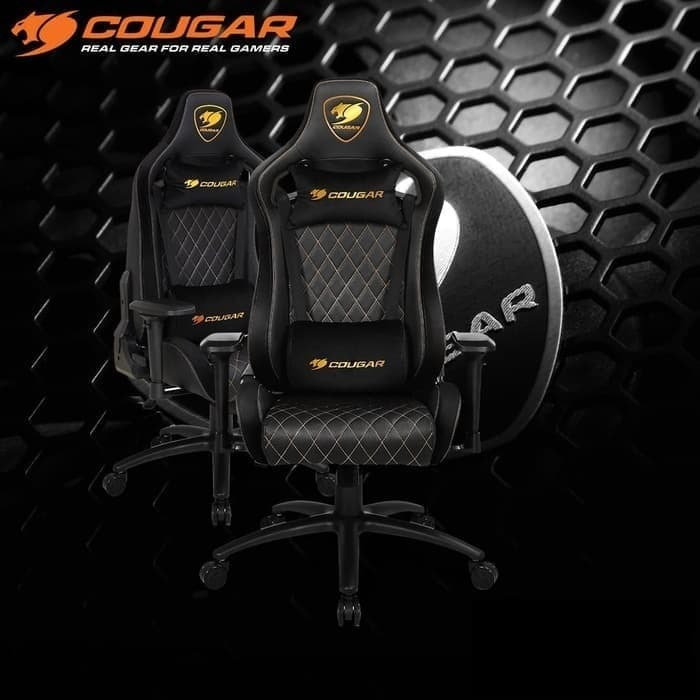COUGAR ROYAL ARMOR ONE GAMING CHAIR