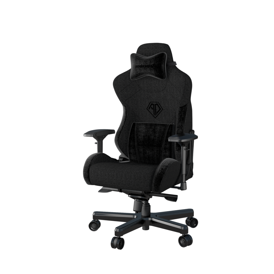 ANDASEAT-T-PRO 2 SERIES GAMING CHAIR-BLACK