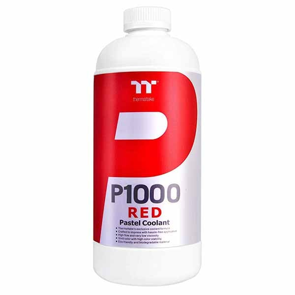 P1000 Coolant Red/DIY LCS/1000ml/LCS Coolant