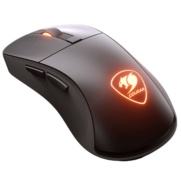 Cougar Surpassion RX Wireless Optical Gaming Mouse, Up to 7200DPI, PixArt PMW3330 Sensor, 560mAh Lithium Battery | CG-MS-SURPASSION-RX
