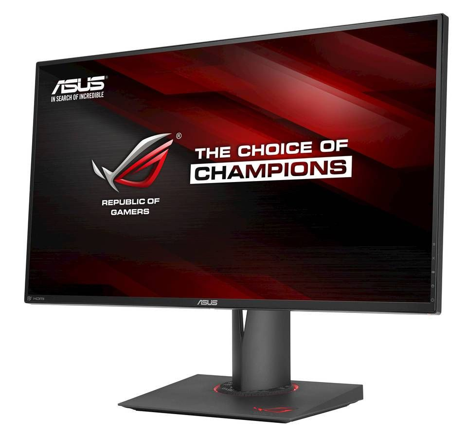 ASUS ROG SWIFT PG279Q 27 Inch 2560x1440 IPS 165Hz 4ms G-SYNC Eye Care Gaming Monitor | 90LM0230-B01370