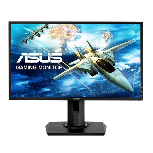 "ASUS VG248QG Gaming Monitor - 24"", Full HD, 0.5ms*, overclockable 165Hz (above 144Hz),G-SYNC Compatible, Adaptive-Sync"