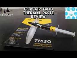 CORSAIR PERFORMANCE THERMAL PASTE TM30