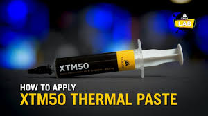 CORSAIR HIGH PERFORMANCE THERMAL PASTE KIT XTM50