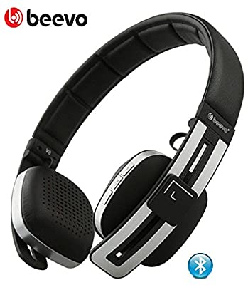 BEEVO V8 PULSE  WIRELESS STEREO HEADSET