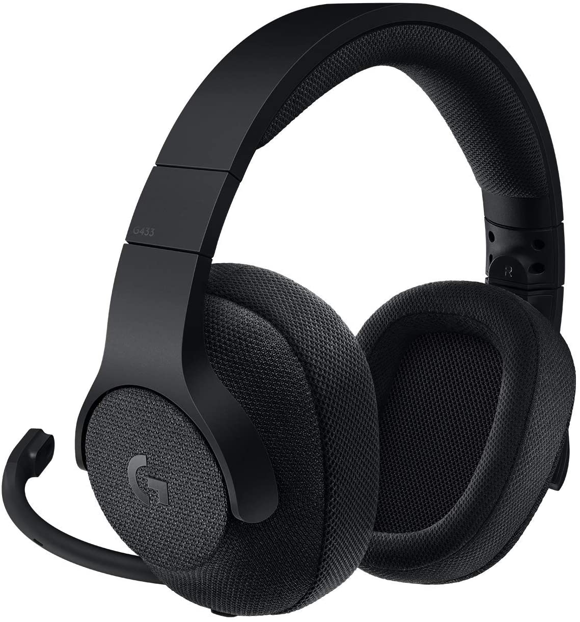 LOGITECH G433 WIRED SURROUND GAMING HEADSET