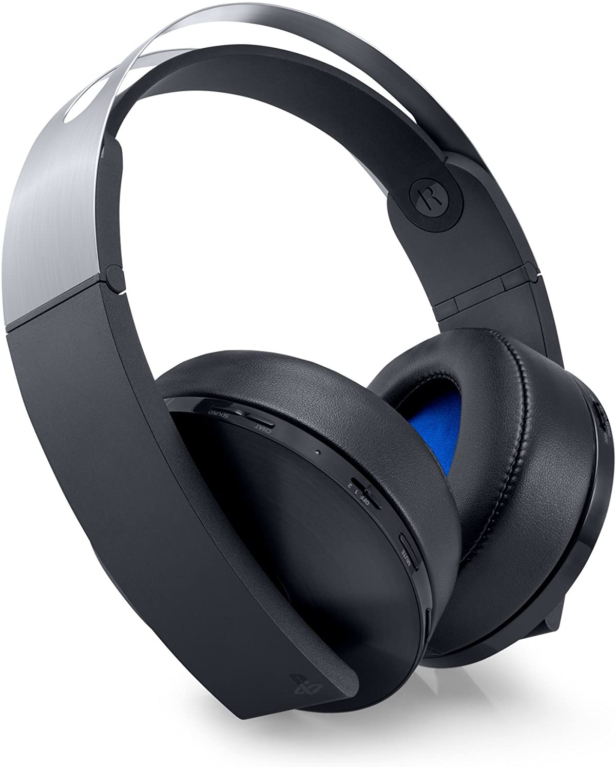 SONY PLAYSTATION  WIRELESS HEADSET PLATINUM