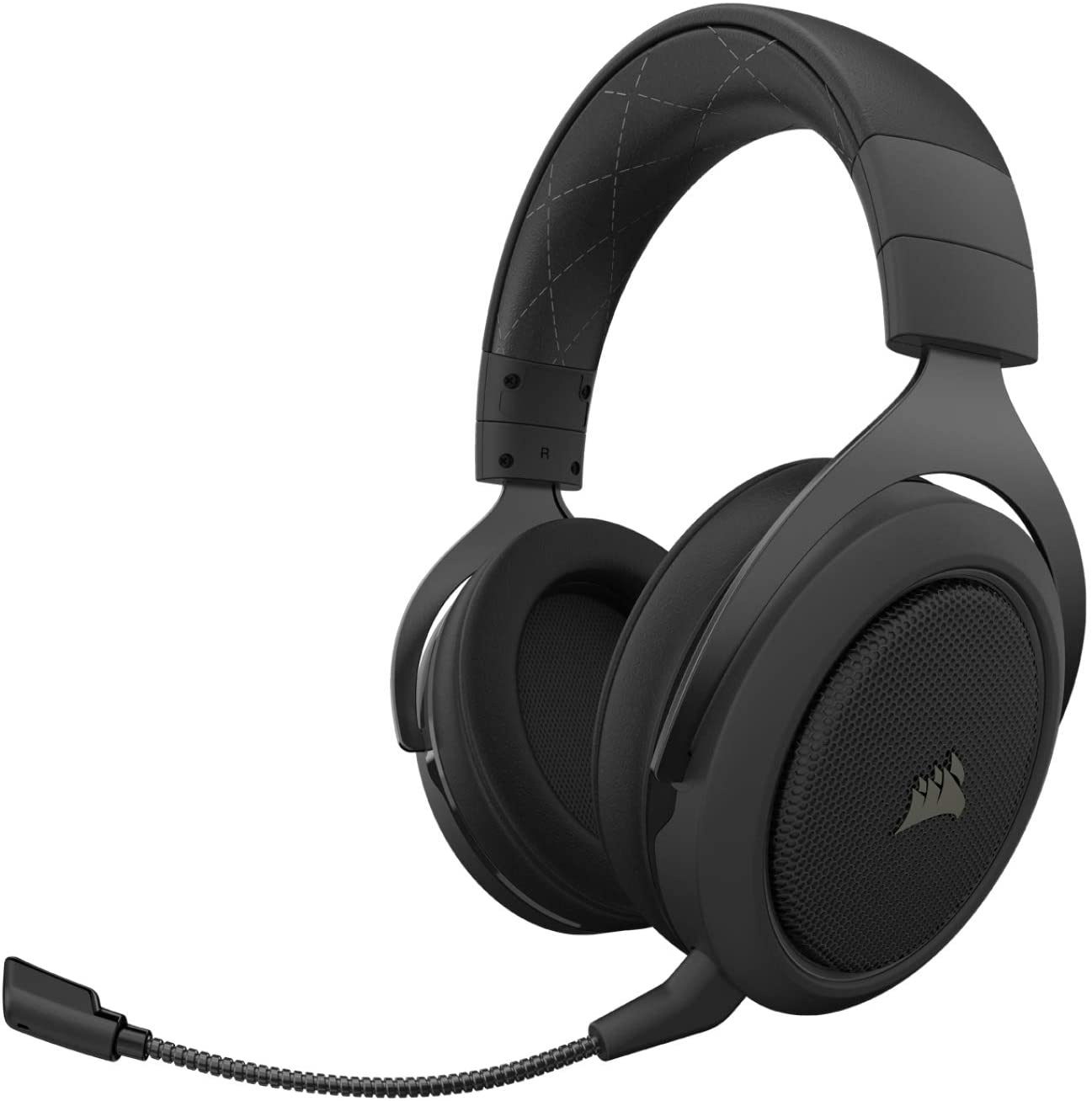 CORSAIR HS70 PRO WIRELESS GAMING HEADSET WITH 7.1 SURROUND SOUND