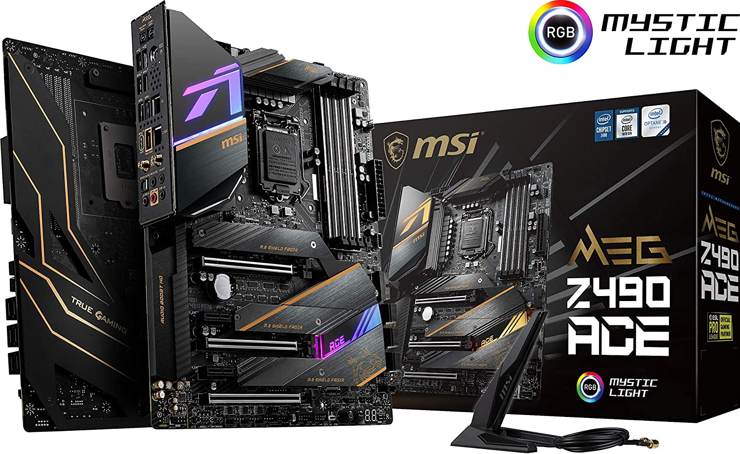 MSI MOTHERBOARD MEG Z490 ACE