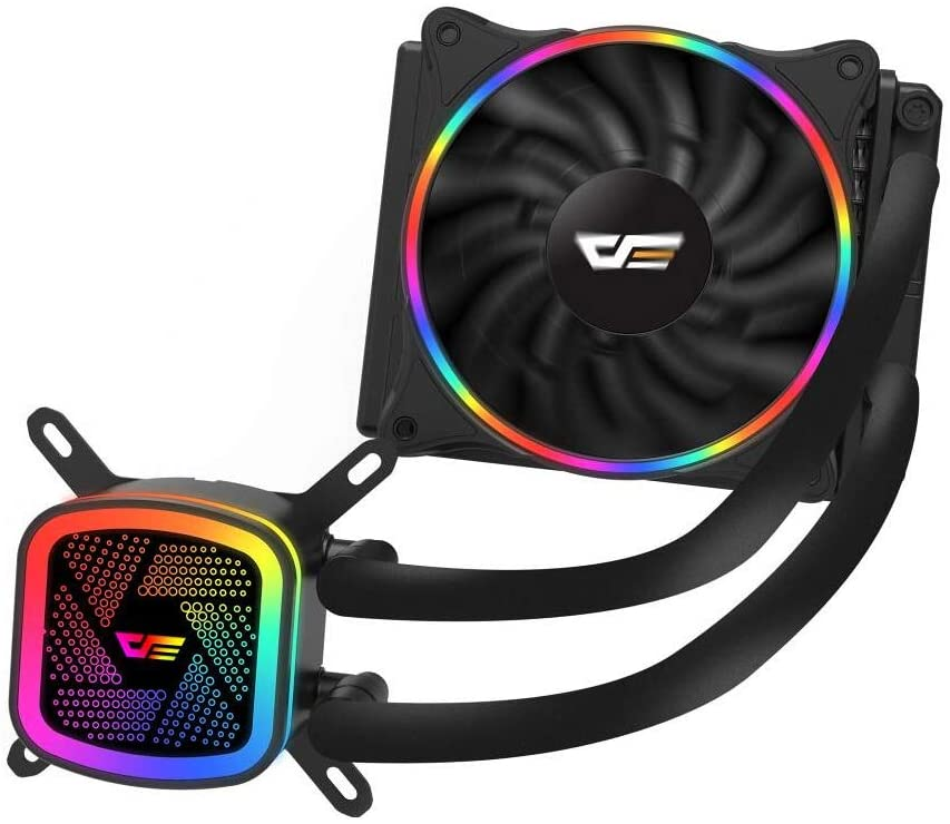 DARKFLASH TRACER DT-120 ALL IN ONE 120MM LIQUID CPU COOLER